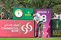 Eddie Pepperell (ENG) in action during the final round of the Commercial Bank Qatar Masters played at Doha Golf Club, Qatar. 25/02/2018<br /> Picture: Golffile | Phil Inglis<br /> <br /> <br /> All photo usage must carry mandatory copyright credit (&copy; Golffile | Phil Inglis)