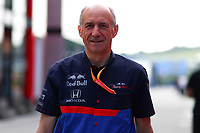 Franz Tost Team Principal Toro Rosso, Hungarian GP, Budapest 2-4 August 2019<br /> Budapest 03/08/2019 GP Hungary <br /> Formula 1 Championship 2019 Race  <br /> Photo Federico Basile / Insidefoto