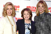 """LOS ANGELES - JAN 18:  Donna Mills, Donna Pescow, Teresa Ganzel at the 40th Anniversary of """"Knots Landing"""" Exhibit at the Hollywood Museum on January 18, 2020 in Los Angeles, CA"""