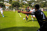 180318 ISPS Handa Premiership Football - Team Wellington v Hamilton Wanderers
