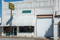 Bassett's Grocery located in Afton Oklahoma on Route 66. Bassett's was located inthe Pierce Havey Buggy Co. building which was built in 1911, closed in Feb of 2009.  Bassett's was founded in 1922 and operated by three generations of the family.