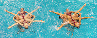 Spain ESP<br /> 8th FINA Synchronised Swimming World Trophy <br /> Day02 Nov. 30 -  Team Free routine<br /> Mexico City 29 November - 1 December<br /> Photo G.Scala/Deepbluemedia.eu/Insidefoto