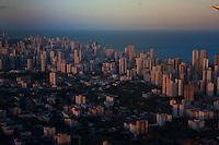 Recife_PE, Brasil...Vista aerea da cidade de Recife, Pernanbuco. ..The aerial view of Recife, Pernanbuco...Foto: JOAO MARCOS ROSA / NITRO