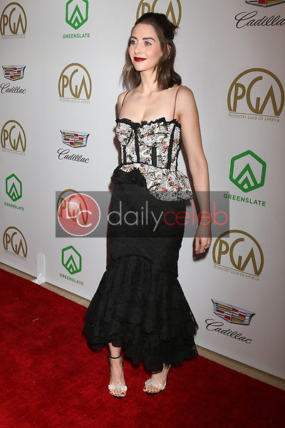 Alison Brie<br /> at the 2019 Producer's Guild Awards, Beverly Hilton Hotel, Beverly Hills, CA 01-19-19<br /> David Edwards/DailyCeleb.com 818-249-4998