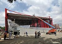CALI - COLOMBIA - 22-07-2013: Escenarios Deportivos donde se desarrollaran los IX World Games Cali 2013, (Foto: VizzorImage / Luis Ramirez / Staff.) Sports Scenarios where they develop the IX World Games Cali 2013, (Photo: VizzorImage / Luis Ramirez / Staff.)