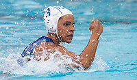Classification 5-8 Place WaterPolo Women's<br /> Italy ITA (White Cup) Vs Australia AUS (Blue Cup)<br /> 3 Arianna Garibotti ITA Italy<br /> Day 13 26/07/2017<br /> XVII FINA World Championships Aquatics<br /> City Park - Varosliget Lake<br /> Budapest Hungary <br /> Photo Pasquale Mesiano/Deepbluemedia/Insidefoto