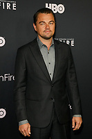 Los Angeles, CA - JUN 05:  Leonardo DiCaprio attends the Los Angeles Premiere of HBO's 'Ice on Fire' at LACMA on June 05 2019 in Los Angeles CA. <br /> CAP/MPI/IS/CSH<br /> ©CSHIS/MPI/Capital Pictures