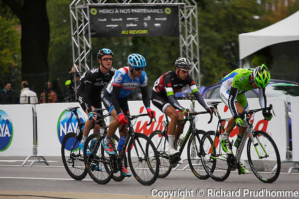 The Grand Prix Cycliste event in Montreal