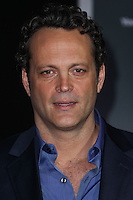 "HOLLYWOOD, CA - NOVEMBER 03: Actor Vince Vaughn arrives at the Los Angeles Premiere Of DreamWorks Pictures' ""Delivery Man"" held at the El Capitan Theatre on November 3, 2013 in Hollywood, California. (Photo by Xavier Collin/Celebrity Monitor)"