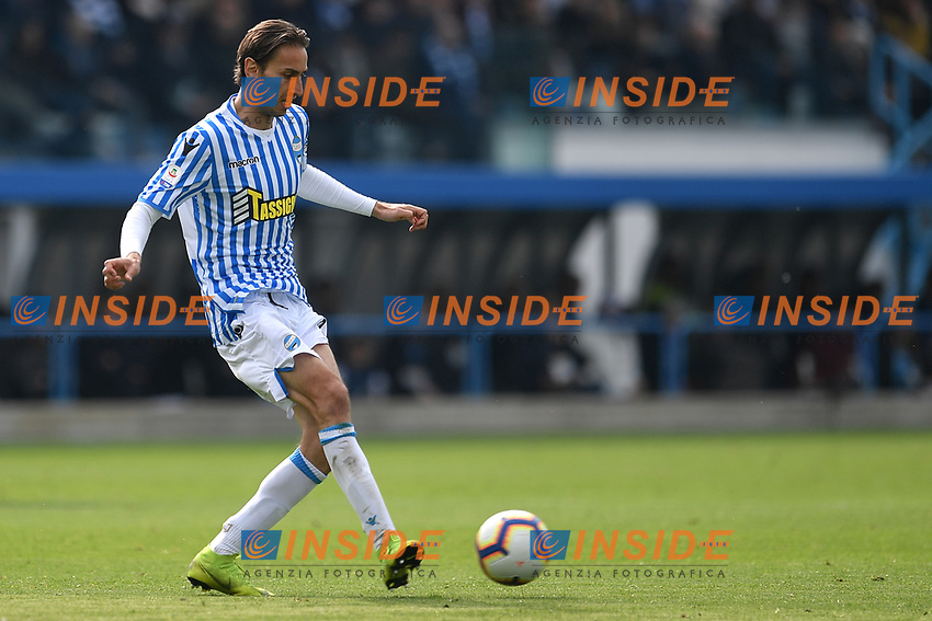 Simone Missiroli of SPAL <br /> Ferrara 13-4-2019 Stadio Paolo Mazza Football Serie A 2018/2019 SPAL - Juventus <br /> Foto Andrea Staccioli / Insidefoto