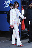 NEW YORK, NY - February 06: Priyanka Chopra at Good Morning America promoting her new movie Isn't It Romantic on February 06, 2019 in New York City. <br /> CAP/MPI/RW<br /> &copy;RW/MPI/Capital Pictures