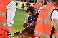 Valentin Eysseric Fiorentina infortunio Injured <br /> Firenze 27-08-2017 Stadio Artemio Franchi Calcio Serie A Fiorentina - Sampdoria Foto Andrea Staccioli / Insidefoto