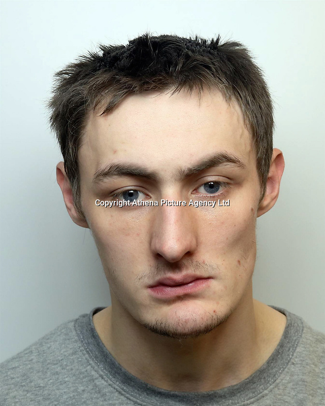 COPY BY TOM BEDFORD<br /> Pictured: Police custody picture of Dylan Hywel Harries<br /> Re: Dylan Hywel Harries has been jailed for a minimum of 27 years by Swansea Crown Court, after a jury found him guilty of murdering 19 year old Katrina Evemy following an incident in Llanelli, Carmarthenshire, Wales, on the evening of Thursday the 13th April 2017.