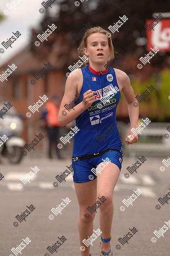 Triatlon: Elodie Lagae, Izegem  0485/499298