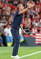 Athletic de Bilbao's coach Gaizka Garitano during La Liga match. August 16,2019. (ALTERPHOTOS/Acero)<br /> Liga Spagna 2019/2020 <br /> Atletico Bilbao - Barcellona<br /> Foto Alterphotos / Insidefoto <br /> ITALY ONLY