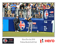 /{prsn}/ during the Hero Pro-Am at the Sky Sports British Masters, Walton Heath Golf Club, Surrey, England. 7-10-2018.<br /> Picture Phil Inglis / Golffile.ie<br /> <br /> All photo usage must carry mandatory copyright credit (© Golffile | Phil Inglis)