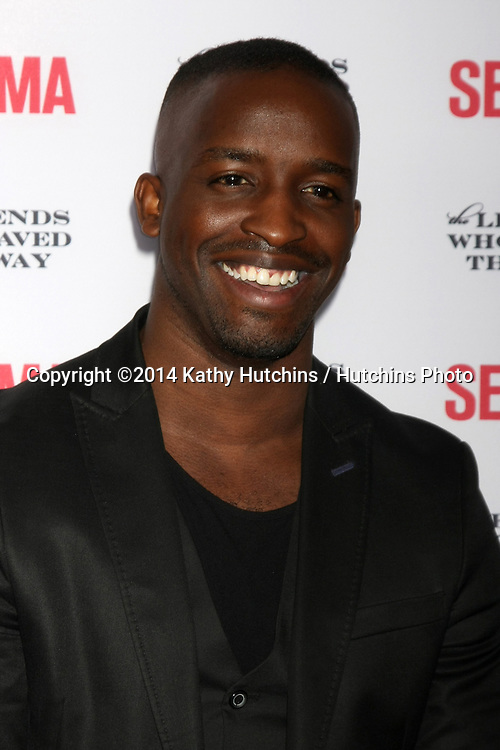"SANTA BARBARA - DEC 6:  Elijah Kelley at the ""Selma"" & Legends Who Paved the Way Gala at the Bacara Resort & Spa on December 6, 2014 in Goleta, CA"