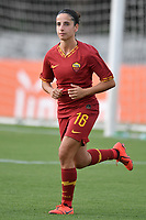 Claudia Ciccotti of AS Roma  <br /> Roma 8/9/2019 Stadio Tre Fontane <br /> Luisa Petrucci Trophy 2019<br /> AS Roma - Paris Saint Germain<br /> Photo Andrea Staccioli / Insidefoto