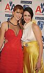 CENTURY CITY, CA. - November 05: Yvonne Zima and Madeline Zima attend the 18th Annual BAFTA/LA Britannia Awards at the Hyatt Regency Century Plaza Hotel on November 5, 2009 in Century City, California.