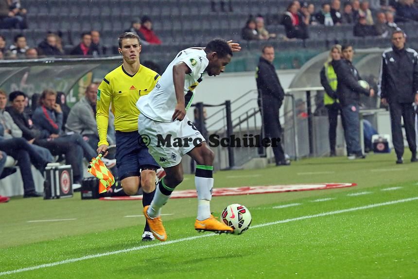 Ibrahima Traore (Gladbach) - Eintracht Frankfurt vs. Borussia Mönchengladbach, DFB-Pokal 2. Runde, Commerzbank Arena