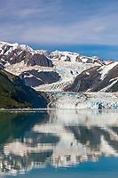 Surprise glacier, Harriman Fjord, Prince William Sound, southcentral, Alaska.