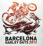 Barcelona Harley Days 2012