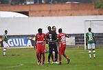 Patriotas venció como local 3-2 a Deportivo Cali. Fecha 6 Liga Águila I-2017.