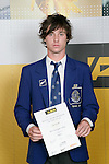 Boys Tennis winner Sam Gould. ASB College Sport Young Sportperson of the Year Awards 2007 held at Eden Park on November 15th, 2007.