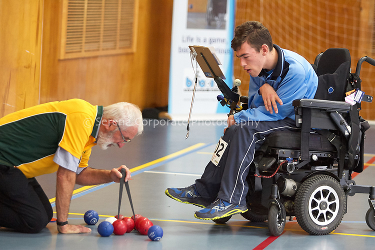 Boccia Nationals 2017