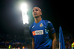 Deyverson of Getafe CF during UEFA Europa League match between Getafe CF and AFC Ajax at Coliseum Alfonso Perez in Getafe, Spain. February 20, 2020. (ALTERPHOTOS/A. Perez Meca)