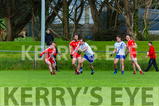 An Ghaeltacht v St Mary's during their Intermediate semi final in Killorglin on Sunday.<br /> View 2 Related Assets