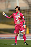 Kanako Soyama (Beleza), .MARCH 23, 2013 - Football /Soccer : .Plenus Nadeshiko League 2013 .between NTV Beleza 2-0 FC Kibikokusaidaigaku Charme .at Ajinomoto Stadium West Field, Tokyo, Japan. .(Photo by YUTAKA/AFLO SPORT) [1040]
