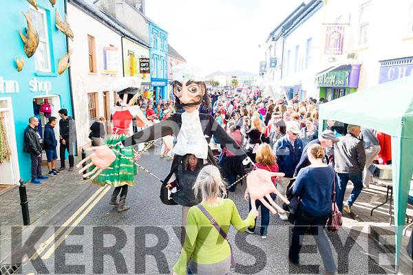 The Dingle Food Festival on Saturday last.