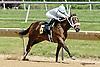 Richard Croy winning at Delaware Park racetrack on 6/28/14