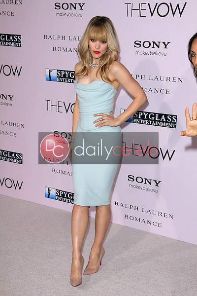 Rachel McAdams<br />