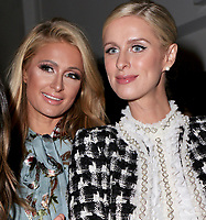 www.acepixs.com<br /> <br /> September 12 2017, New York City<br /> <br /> Paris Hilton and Nicky Hilton at the Alice + Olivia By Stacey Bendet fashion, New York Fashion Week: The Shows at Gallery 2, Skylight Clarkson Sq on September 12, 2017 in New York City.<br /> <br /> By Line: Nancy Rivera/ACE Pictures<br /> <br /> <br /> ACE Pictures Inc<br /> Tel: 6467670430<br /> Email: info@acepixs.com<br /> www.acepixs.com