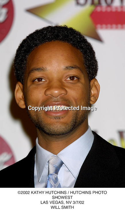 ©2002 KATHY HUTCHINS / HUTCHINS PHOTO.SHOWEST.LAS VEGAS, NV 3/7/02.WILL SMITH