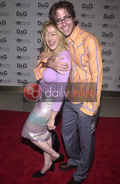 Jennifer Blanc and Richard Gunn