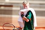 South Africa's Joshua Howard-Tripp during Junior Davis Cup 2015 match. September  30, 2015.(ALTERPHOTOS/Acero)