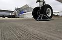 13/10/11 - LEMPDES - PUY DE DOME - FRANCE - ENHANCE AERONAUTIQUE. Sous-traitant dans l industrie de l aeronautique pour la maintenance d avions d affaires - Photo Jerome CHABANNE