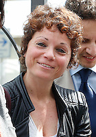 Presentazione dei candidati al consiglio comunale di Napoli del movimento cinque stelle<br /> Giorgia Aversano