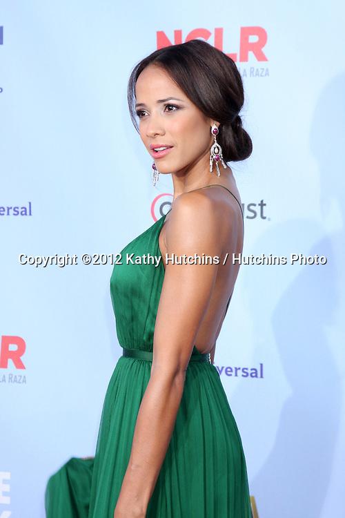LOS ANGELES - SEP 16:  Dania Ramirez arrives at the 2012 ALMA Awards at Pasadena Civic Auditorium on September 16, 2012 in Pasadena, CA