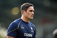 Jackson Willison of Worcester Warriors. Aviva Premiership match, between Harlequins and Worcester Warriors on October 28, 2017 at the Twickenham Stoop in London, England. Photo by: Patrick Khachfe / JMP