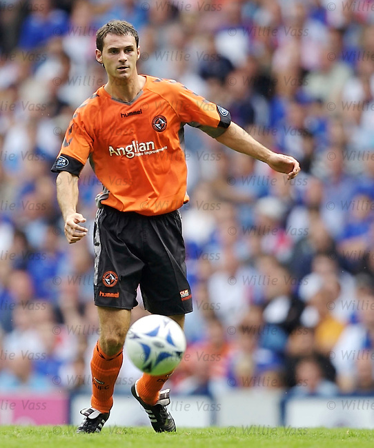 David McCracken, Dundee Utd.stock season 2006-2007.pic willie vass
