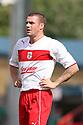 James Dunne of Stevenage. Stevenage v Peterborough - PSF - Lamex Stadium, Stevenage . - 4th August, 2012. © Kevin Coleman 2012