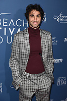 Jeetendr Sehdev<br /> arriving for the Newport Beach Film Festival UK Honours 2020, London.<br /> <br /> ©Ash Knotek  D3551 29/01/2020