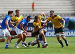 Michael Wood, Italy 15 v 44 Australia Stade D'Honneur du Parc des Sports et de L'Amitie, Narbonne France. World Rugby U20 Championship 2018. Photo Martin Seras Lima