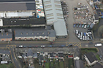 Aerial of Drogheda..Marsh Road showing Looking North including caffrey Monumental works..Photo: Fran Caffrey/ Newsfile.