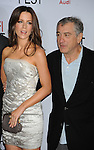 "HOLLYWOOD, CA. - November 03: Kate Beckinsale and Robert De Niro arrive at the AFI FEST 2009 Screening Of Miramax's ""Everbody's Fine"" on November 3, 2009 in Hollywood, California."
