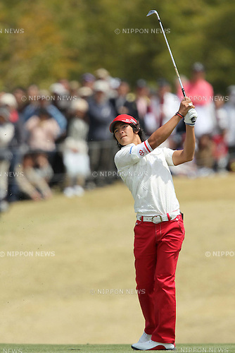 Ryo Ishikawa, APRIL 17, 2011 - Golf : 19th Japan Golf Tour Token Homemate Cup 2011 Final Round at Token Tado Country Club Nagoya, Mie, Japan. (Photo by Akihiro Sugimoto/AFLO SPORT) [1080]